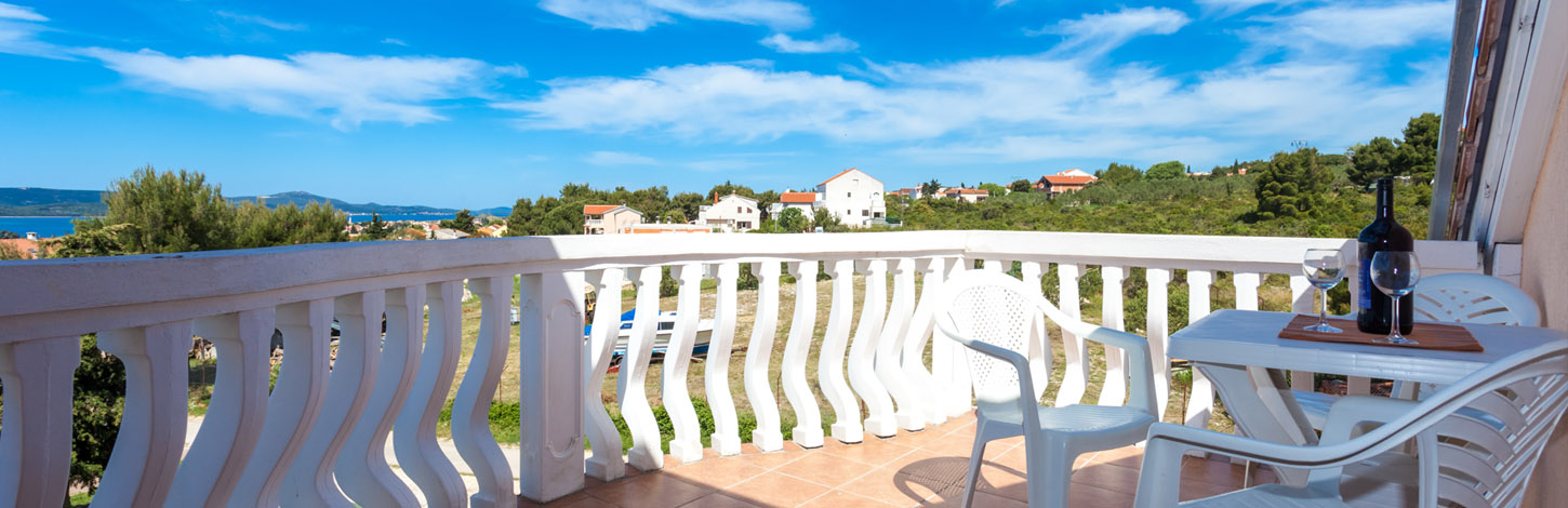 Apartments Mare et Sol accommodation - Sveti Filip i Jakov apartments, private accommodation, accommodation Croatia